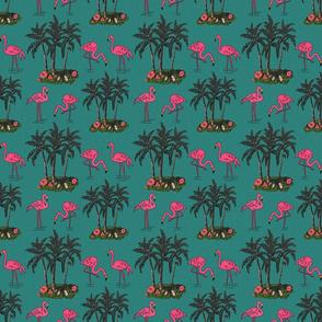 Vintage_flamingos_6x6