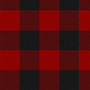 Clan MacGregor - Red & Black Tartan