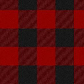 Clan MacGregor - Red & Black