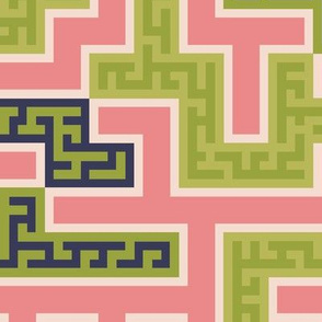 A-Maze Tea Party