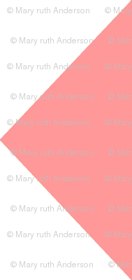 Diamonds- Pink and White