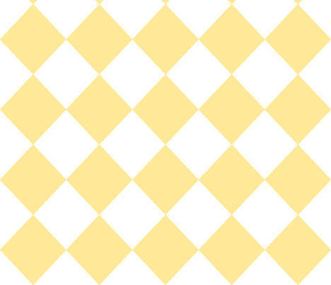 Diamonds- Yellow and White fabric by essieofwho on Spoonflower - custom fabric