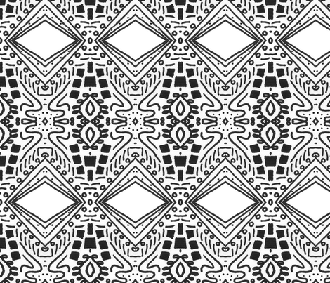 s spoonflower fabric 7793602 celebration by do 1970 Chevy Nova 396 doodle7 shop preview
