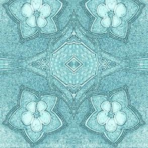 Five  Petal and Star Flower Dance
