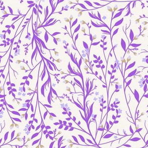 Tangled Purple Haze