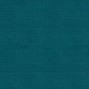 Linen Dark Teal for Woodland Baby 4