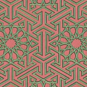 moorish geometric
