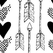 Rrrrarrows_and_hearts_in_black_and_white_shop_thumb