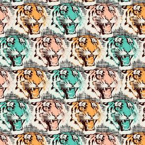 Tiger pastell