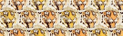 Tiger light orange