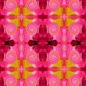 Raspberry Cotton Candy