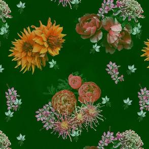 Summer Bouquet green