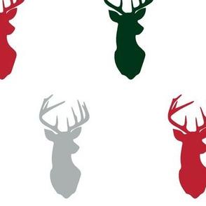 multi buck head || holiday