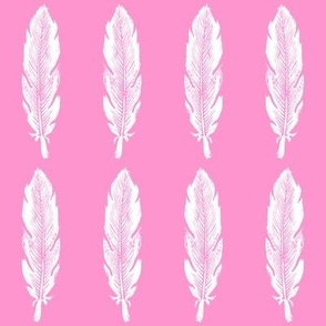 Feather Pink
