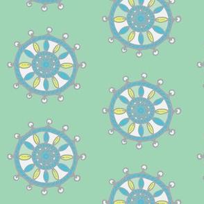 mint wheel