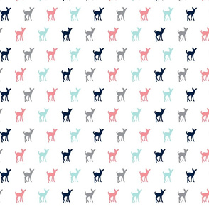 multi fawn (small scale) || the arden collection