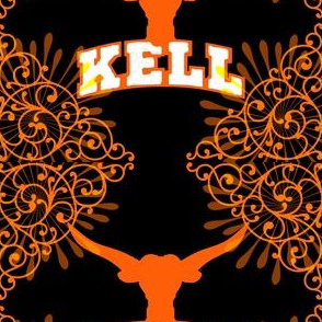 Kell High School Print