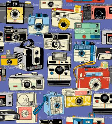 Make It Snappy!* (Shadow) || vintage camera illustrations analog photography film photo photographer