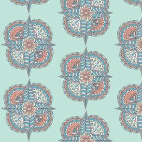 Mint bahia flower