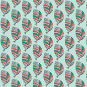 mint bahia leaf