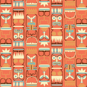 Tiki_Totems2-Orange