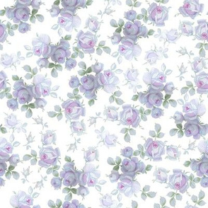 Nilly Floral on white