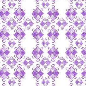 Doodle Yuhei violet