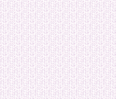 Small Painted Herringbone in Orchid fabric by sugarfresh on Spoonflower - custom fabric