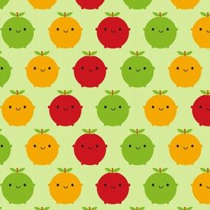 Cutie Fruity (Green)