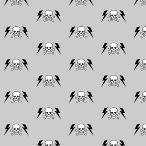 lightening_skull