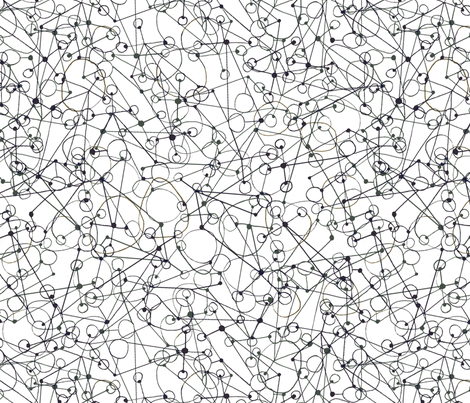 fragilehandrawntemplatewhite fabric by misshapen_brushes on Spoonflower - custom fabric