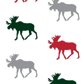 multi moose || holiday