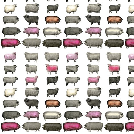 Rsheeps_and_pigs_pink_1a_shop_preview