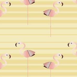 Flamingo Faster (sandy stripe)