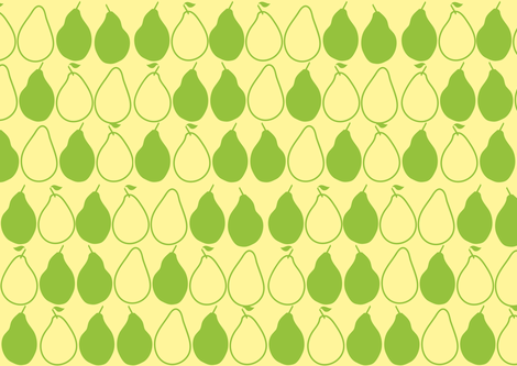 pearsalone fabric by snap-dragon on Spoonflower - custom fabric