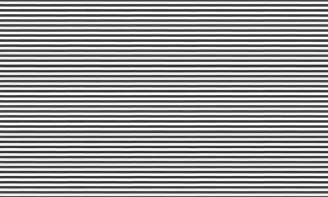 Charcoal Stripe fabric by amandabuechler on Spoonflower - custom fabric
