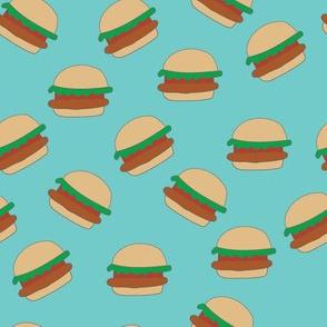 Oh, Hamburgers!