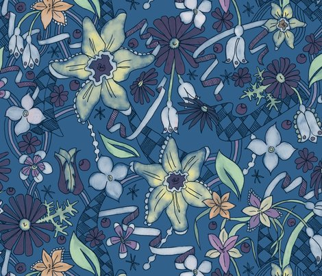 Flower_pattern_4029_blue_shop_preview