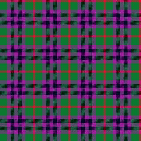 Austin tartan / Wilson's #137 fabric by weavingmajor on Spoonflower - custom fabric