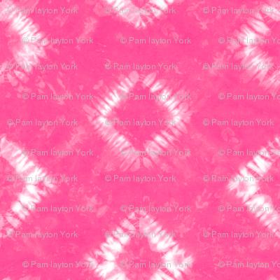 Shibori 01 Bright Pink