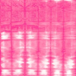Shibori 19 Bright Pink