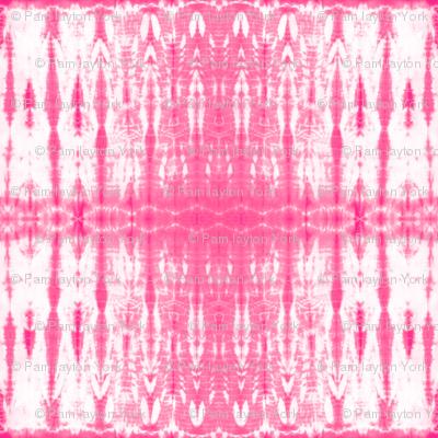 Shibori 21 Bright Pink