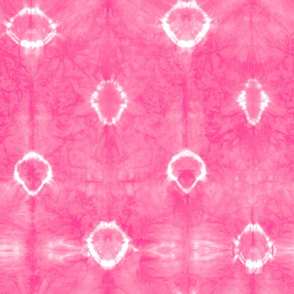 Shibori 22 Bright Pink