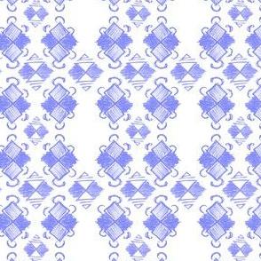 Doodle Yuhei blue
