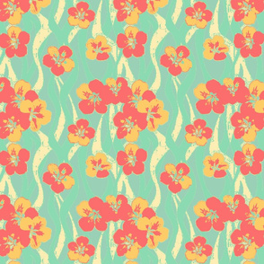 #SAGE Beach flowers
