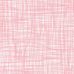 Grid  Stripes  Geometric Pink