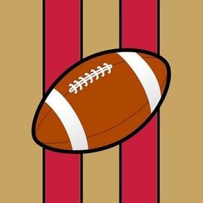 san francisco 49ers - large