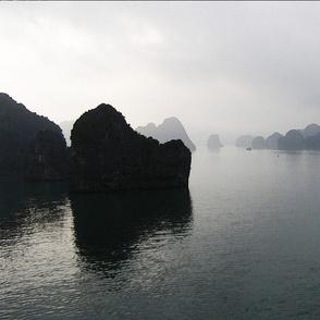 Halong Bay, Vietnam Quilt Center