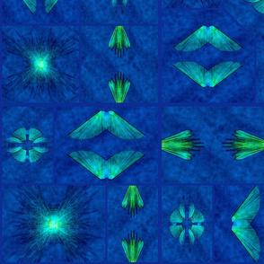 DBN Wing Dreams in Blue