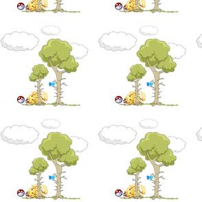 Fun with Pikachu-ed